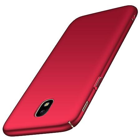 Anccer Kompatibel mit Samsung Galaxy J5 2017 Hülle, [Serie Matte] Elastische Schockabsorption und Ultra Thin Design (Glattes