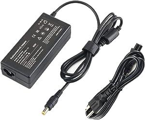 65W AC Adapter Charger for Acer Aspire V3 V5 E1 E3 E5 ES1 R3 R14 M5 F5 5000 5100 5250 6920 6930 6935 E1-571 E5-575G E5-576G E1-510P E1-521 E3-111 E5-511P E5-522 E5-551 E5-571 E5-573G