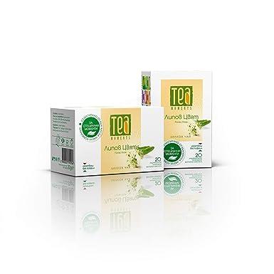 Tila Té Infusión 30g | Tilia cordata Flor de Tilo Tea ...