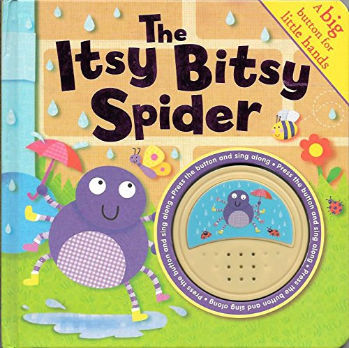 The Itsy Bitsy Spider: A Big Button for Little Hands - Itsy Bitsy Buttons