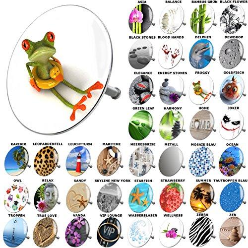 Badewannenstöpsel Froggy, viele schöne Badewannenstöpsel zur Auswahl, hochwertige Qualität ✶✶✶✶✶