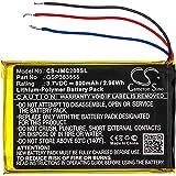 800mAh X-Longer Speaker Battery for JBL Clip