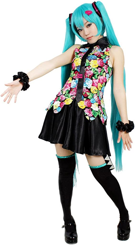 Vocaloid Cosplay Costume Hatsune Miku Any Size