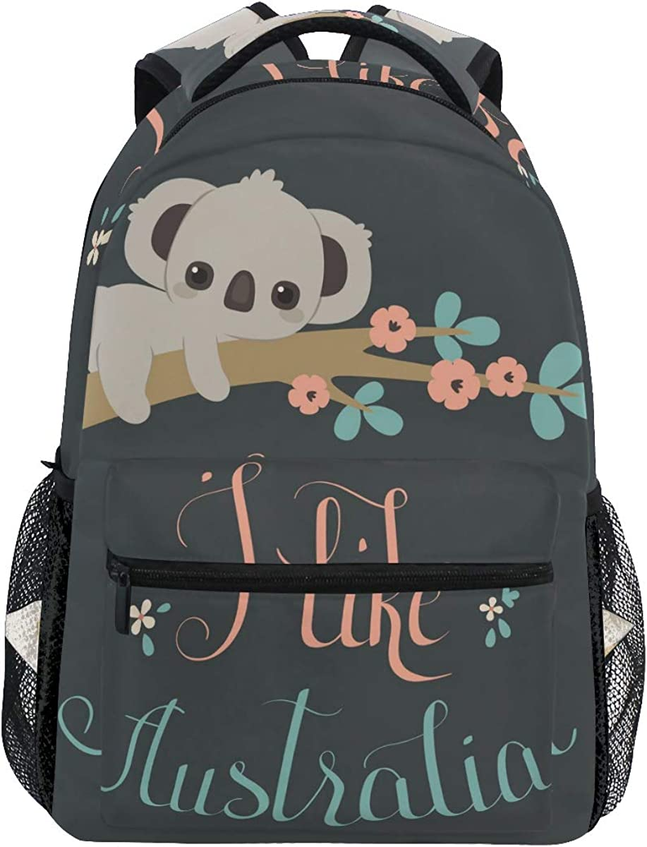 Cute Turquoise Chihuahua Bulldog Multi-Functional College Bags Students High School Girls Casual Daypack Kids Travel Backpack School Laptop Bookbags Teens Boy Outdoor Accessories