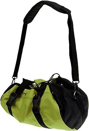 dovewill impermeable plegable fuerte cuerda de despliegue Bag Mochila para llevar Rock escalada espeleología rescate supervivencia Gear Kit equipo