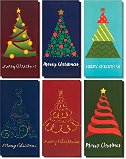 Amazon 36 pack merry christmas greeting cards xmas money and 36 pack merry christmas holiday greeting card xmas money and gift card holder cards m4hsunfo