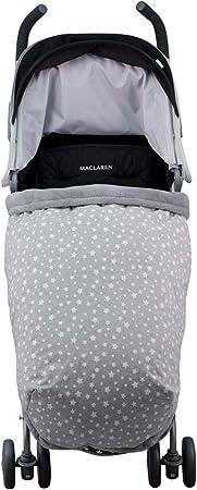 Una única prenda UNIVERSAL apta para cochecitos, portabebés, mochilas portabebés, hamacas, sillas de