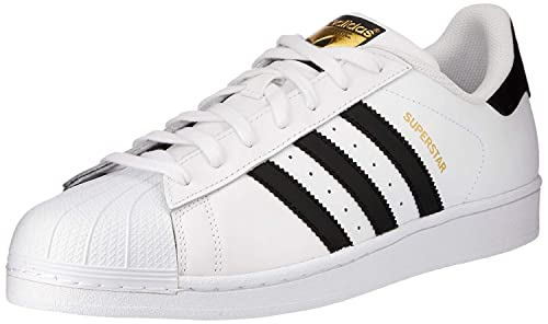 ADIDAS SUPERSTAR FOUNDATION Kinder Jungen Damen Sneakers Leder Retro Schuhe NEU