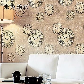 Axb Dmg Retro Time Machine Clock Wallpaper