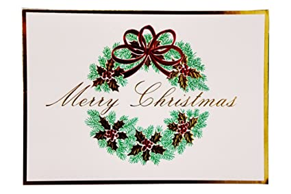 Amazon holiday greeting cards christmas wearth office products holiday greeting cards christmas wearth m4hsunfo