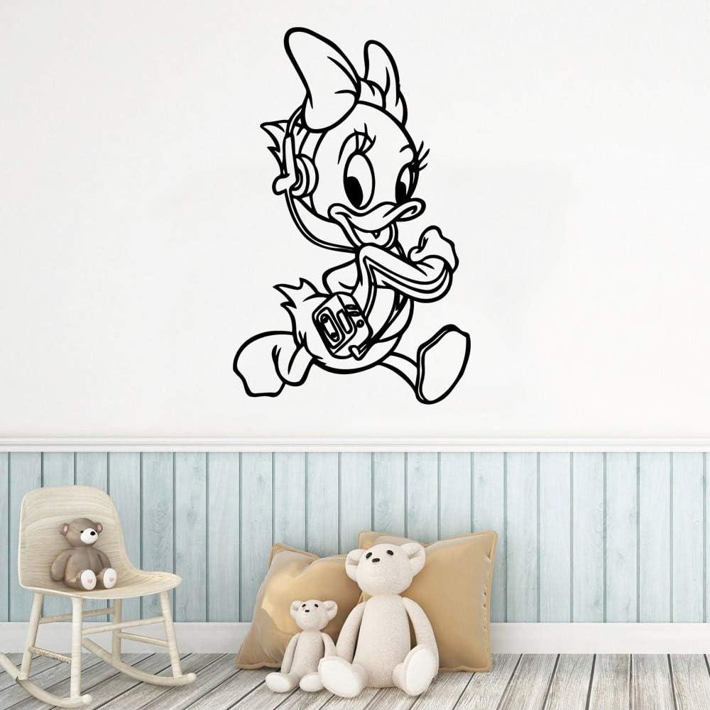 ganlanshu Pato clásico Pintura Mural removible Etiqueta de la ...