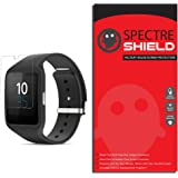 Sony SmartWatch 3 Screen Protector [6-PACK], Spectre Shield Full Coverage Invisible HD Clear Anti-Bubble [Lifetime Replacements]