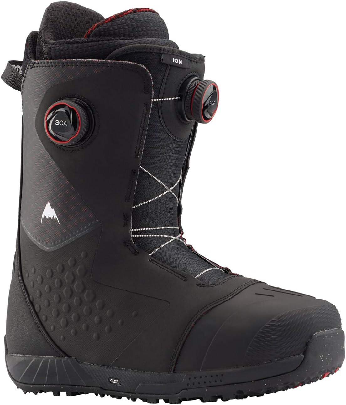 Burton Ion Boa Boot 2020 Black/Red