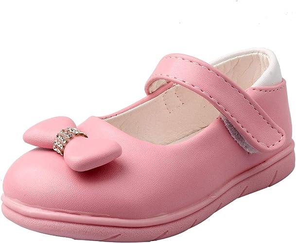 KUMIQI Toddler Girls' Shoes Little Girl