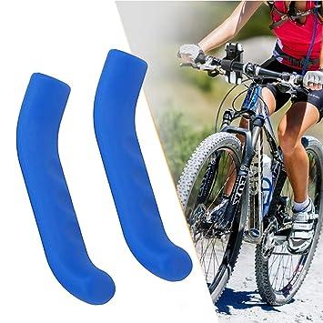 Beito PuñOs Silicona Bicicleta 1pair Silicona Bicicleta Freno ...
