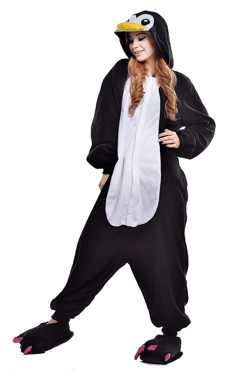 Women's Clothing Clothing Venaster Girls Pyjamas Baboon Adult Unisex Anime Cosplay Onesies Pajamas Romper