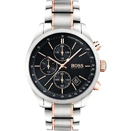3d2058699070 Reloj Hugo BOSS para Hombre 1513473  Amazon.es  Relojes