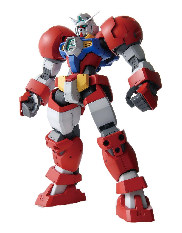 Gundam AGE-1 Titus GUNPLA MG Master Grade 1/100