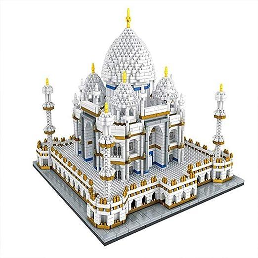 WHCXYLK Puzzles 3D Taj Mahal Hito Mundialmente Famoso-Regalo ...