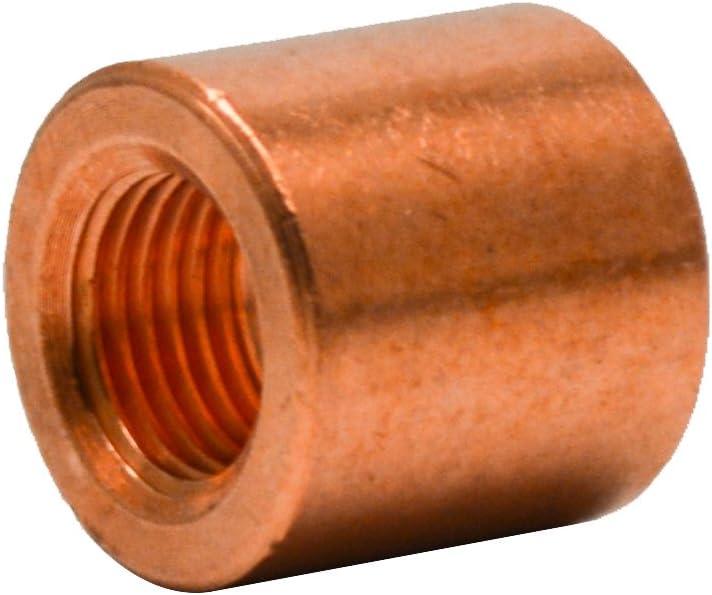 Jones Stephens Corp 1//2 Ftg X 1//8 Fip Flush Bushing 618-3