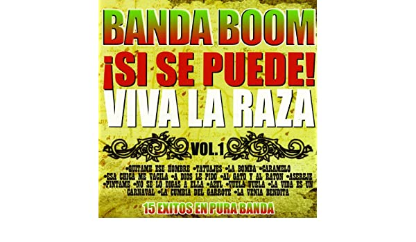 Quitame Ese Hombre Del Corazon by Banda Boom on Amazon Music - Amazon.com