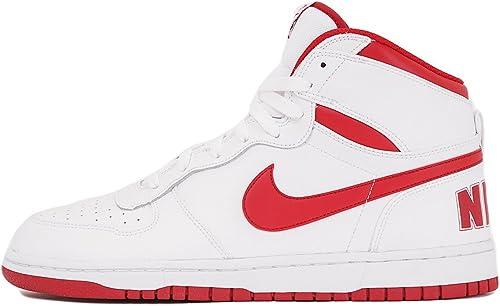 Nike para hombre de la zapatilla de deporte grande Nike alta ...