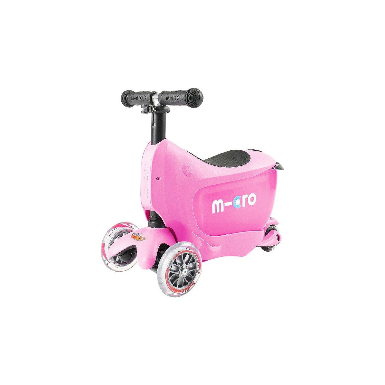 Micro MMD029 Mini 2 Go Deluxe, Pink Kickboard USA mcr.mmd029