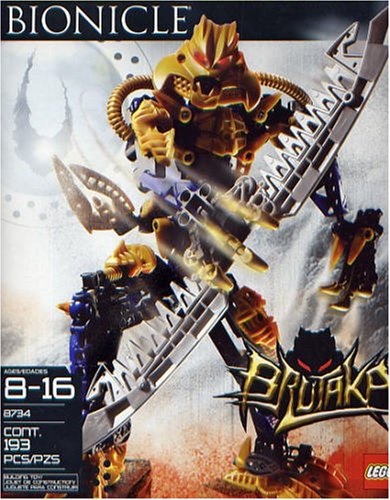 Top 15 Best Lego BIONICLE Sets Reviews in 2019 7