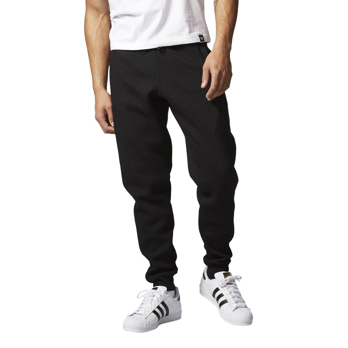 919917fbf7961 adidas Originals   Pharrell Williams Mens Luxury Track Pants Joggers  rrp£155  Amazon.co.uk  Sports   Outdoors