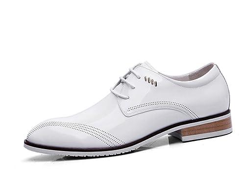 zapatos de Vestir de zapatos Hombres zapatos de Traje de Cuero zapatos de de 023d82