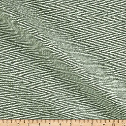 (Magnolia Home Fashions 0421919 Upholstery Telluride Herringbone Fabric by The Yard, Spa)