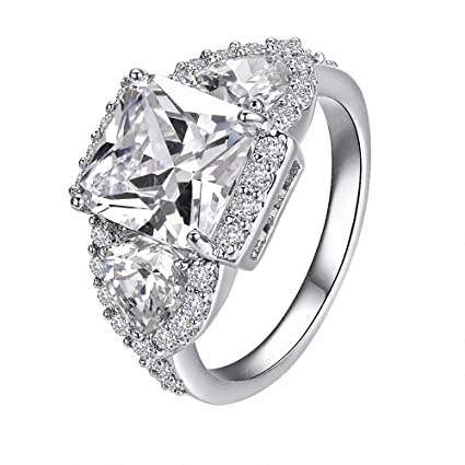 Wedding Rings Cheap.Amazon Com The New Diamond Ring Gold Wedding Rings Cheap Engagement