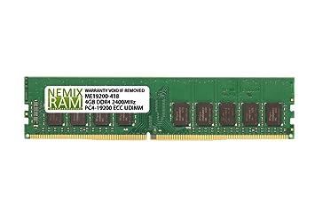 Amazon.com: Nemix Ram SNPFPFP6C/4G A9654880 - Tarjeta ...