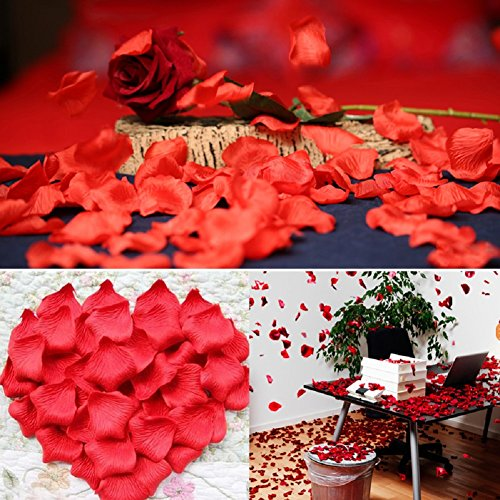 2000Pcs Qingsun Rose Petals Bouquet Artificial Flower