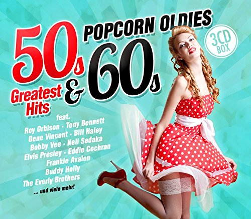 Popcorn Oldies: 50s & 60s Greatest Hits