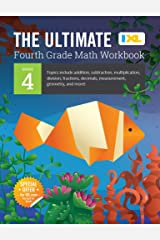 IXL | The Ultimate Grade 4 Math Workbook | Multi-Digit Multiplication, Division, & More | Ages 9-10, 224 pgs Paperback
