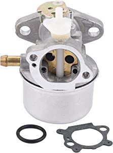 Buckbock 799868 14112 Carburetor for Briggs and Stratton 694202 693909 692648 497586 499059 for 12D800-123K00 Series Pressure Washer carborator