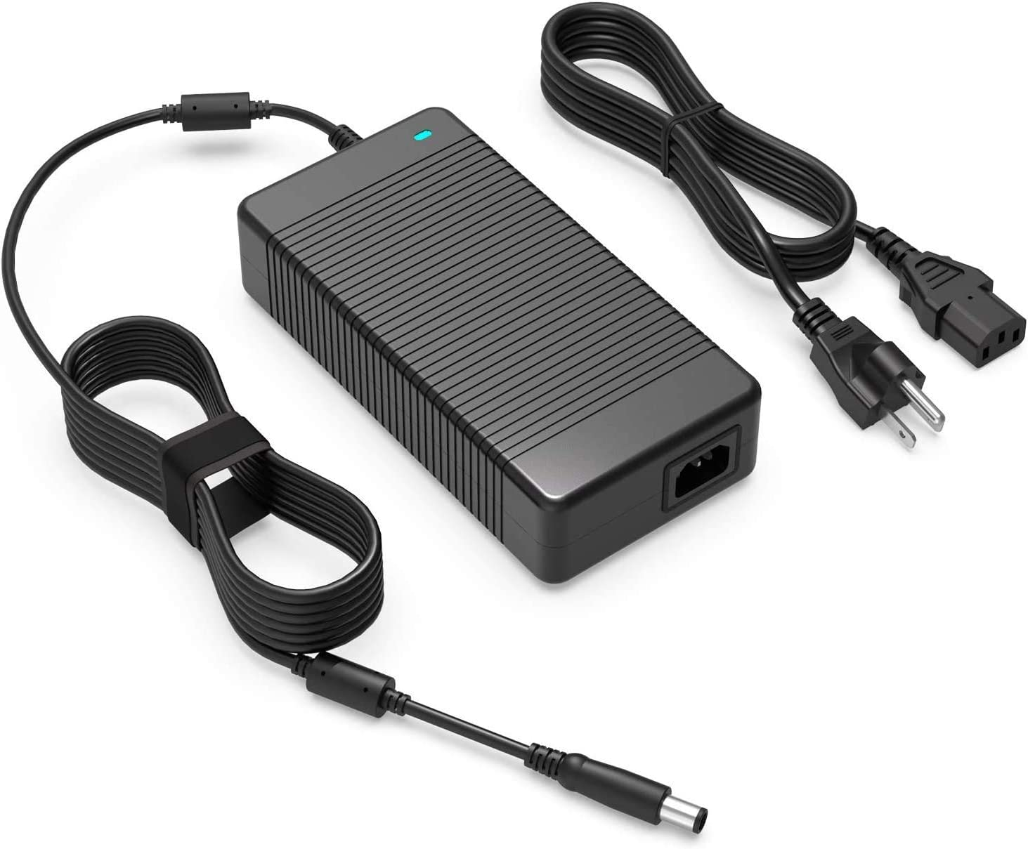 180W 240W AC Charger Fit for Dell Business Thunderbolt Dock TB16 TB15 TB18DC K16A,PerFit Formance Dock WD19DC K20A,E-Port Replicator Adapter Power Supply Cord