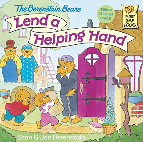 The Berenstain Bears Lend a Helping (Halloween Story Writing Paper)