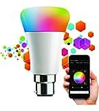 Aloysia Bluetooth Smart LED Lights 6W Base B22