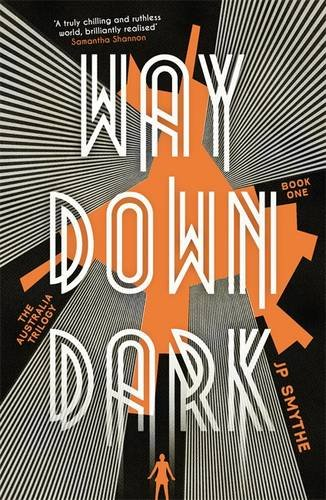 Way Down Dark cover