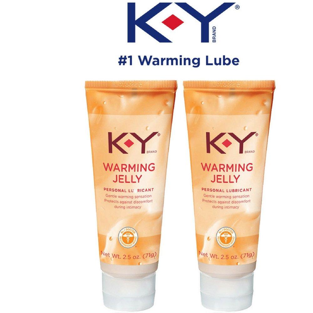 Watch K-Y Warm Jelly video