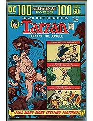 TARZAN #230 1974-DC-EDGAR RICE BURROUGHS-MOVIE PHOTOS-fn