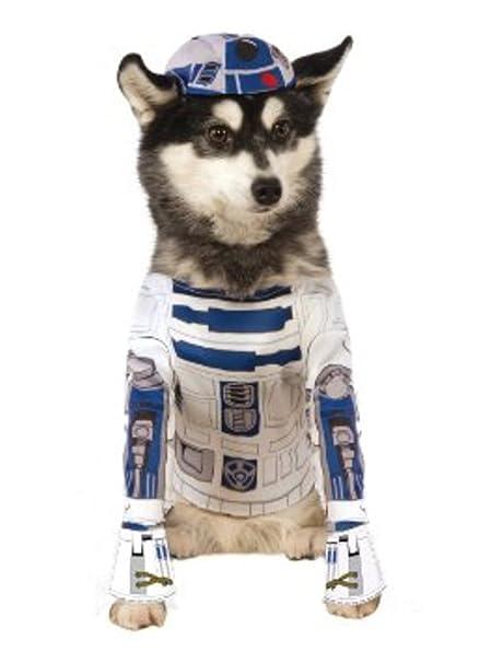 Star Wars Costume Halloween Carnevale Da R2d2 Per Cani Maglietta E
