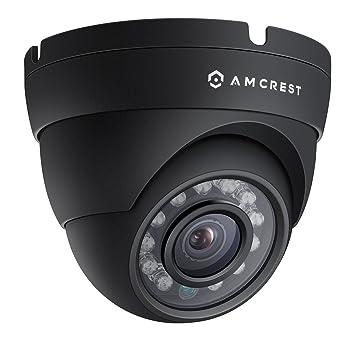 Amazon.com : Amcrest ProHD Outdoor 1080P POE Dome IP Security ...