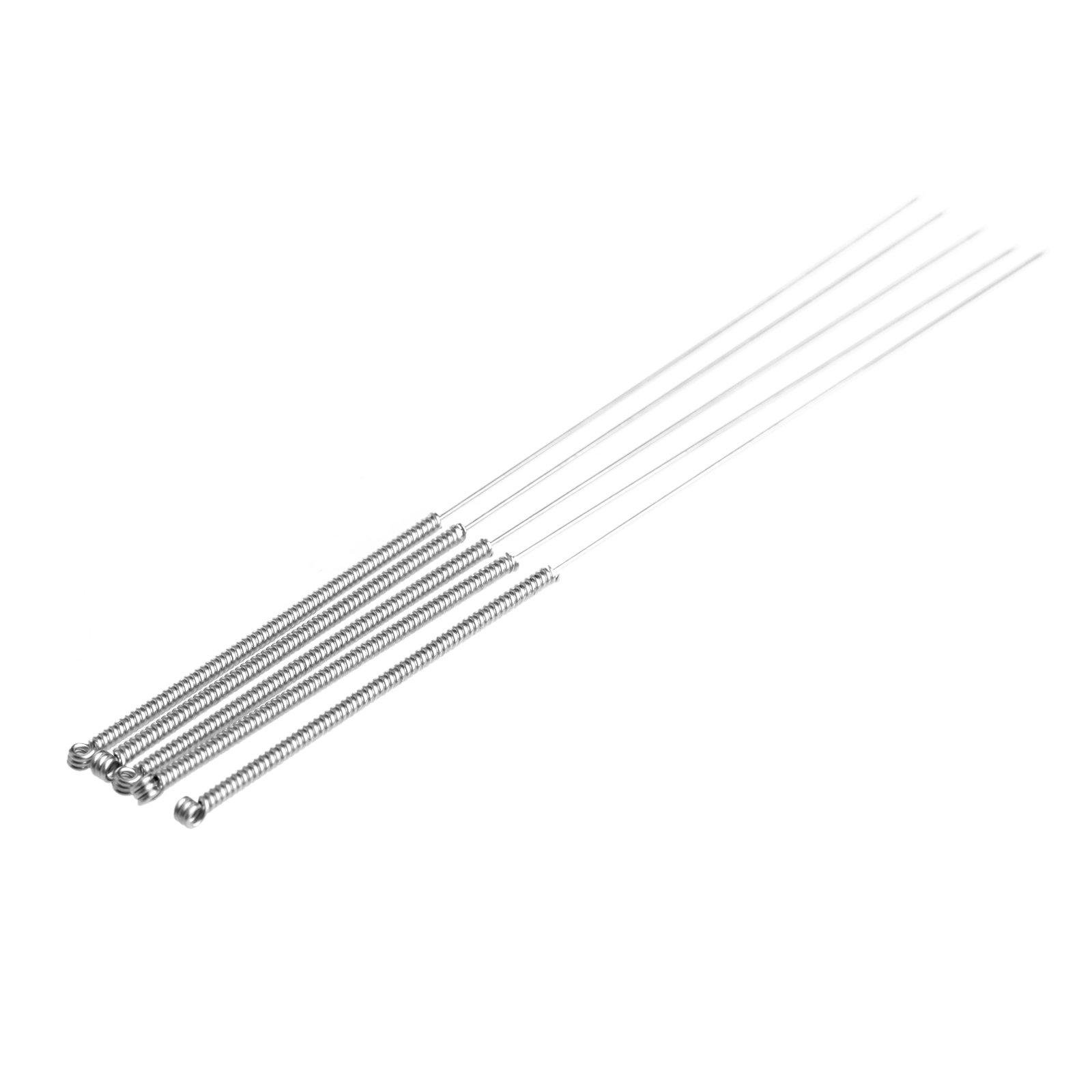 5 un. Brocas de 0.4 mm para Printer 3D Boquilla Kit de Limpi