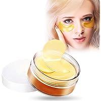 Gouden Collageen Oogmasker, Gouden Anti-Rimpel Oogmasker, Ooggel Oogschoonheid Van Donkere Cirkels, Voor Patches…