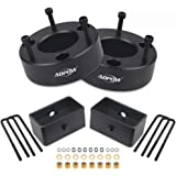 """ADPOW Compatible with Leveling Kit 3"""" Front and 2"""" Rear Leveling Lift Kit Chevy GMC Silverado1500/Sierra 1500 2007-2019 Lift"""