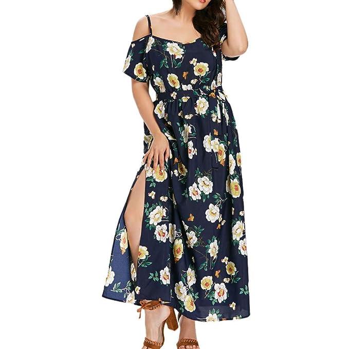 Vestido De Verano Mujer 2019 Talla Grande Vestidos De Fiesta Mujer ...