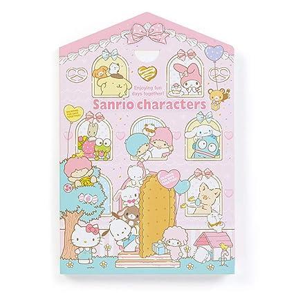 Sanrio Characters Mix - Juego de Papel para Cartas y Sobres ...